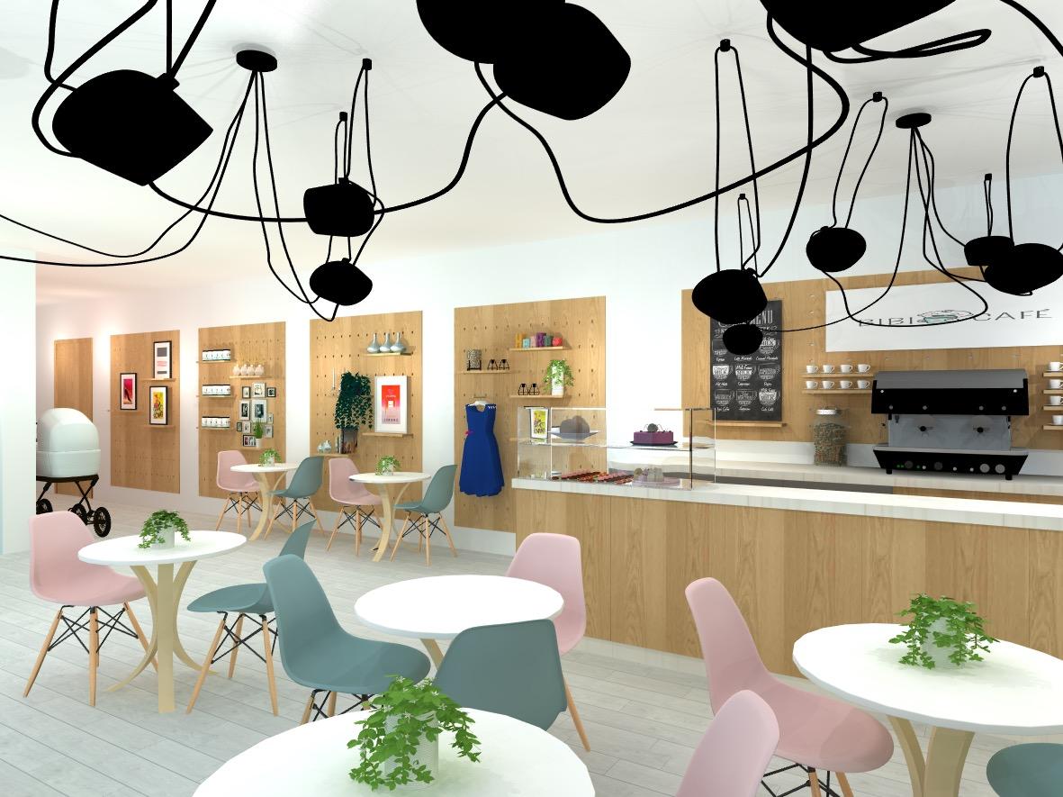 Bibi Café 3D