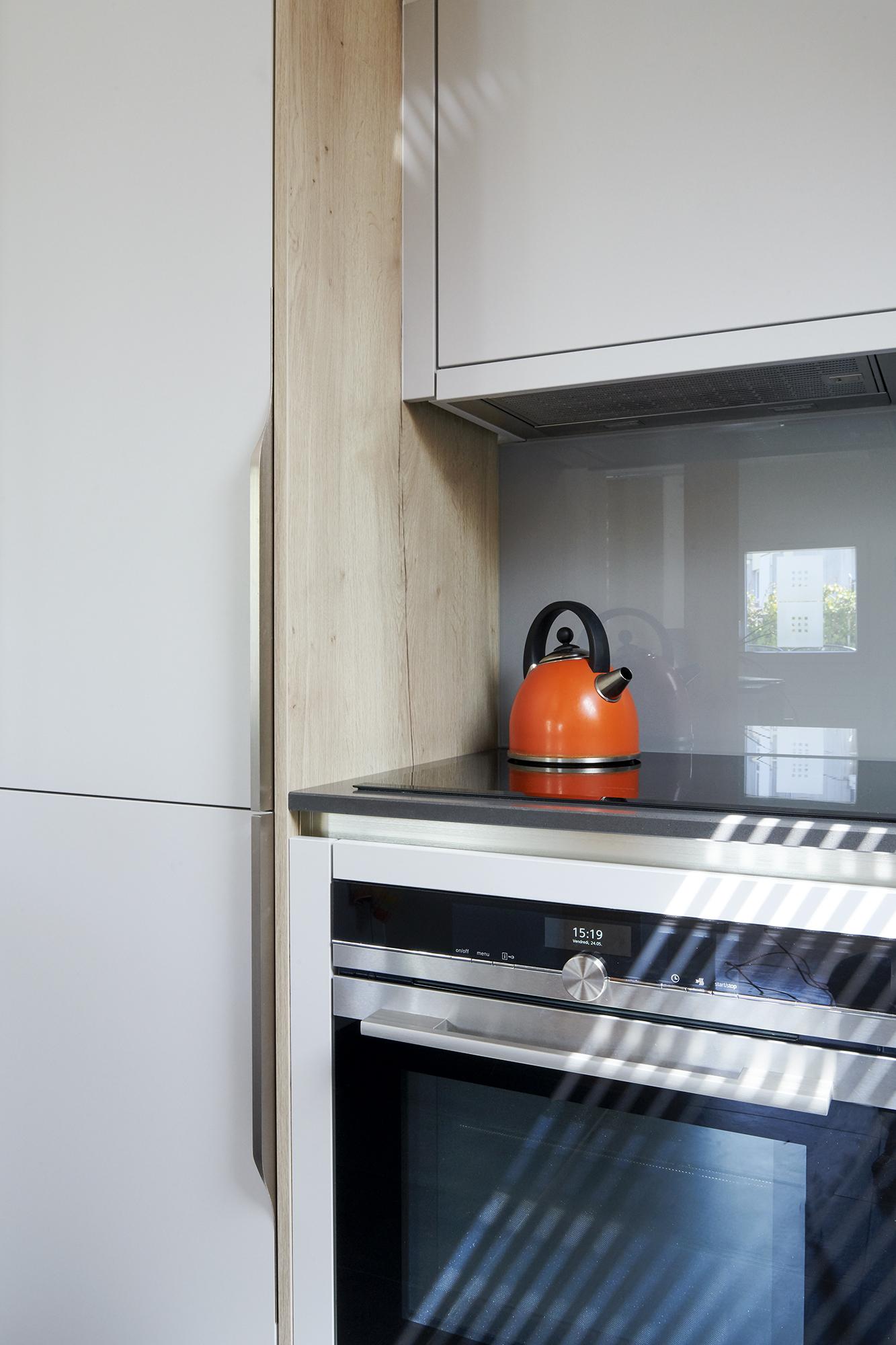 Détail Rénovation cuisine B & C